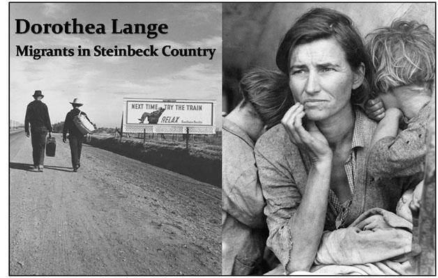 Famous Photographers Series - Part 5 - Dorothea Lange
