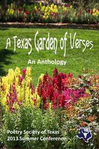 A TX Garden of Verses Cover
